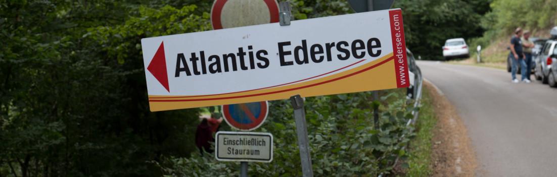 Edersee Atlantis