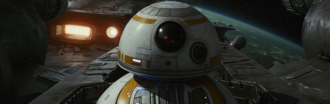 Star Wars Episode 8 – Die letzten Jedi